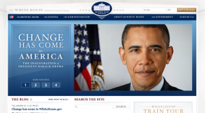 A New www.WhiteHouse.gov